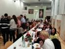 Naši gosti iz Starih Jankovaca - večera